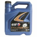 ELF Evolution SXR 5W-40, 4L